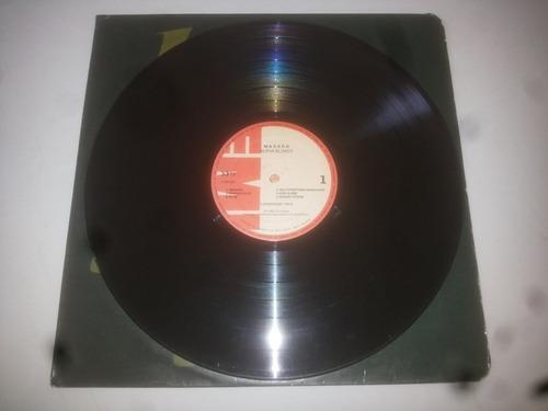 lp vinilo acetato discos viny alpha blondy masada