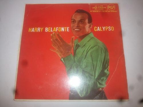 lp vinilo acetato discos vinyl harry belafonte calypso