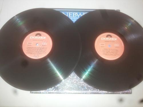 lp vinilo acetato discos vinyl knebworth