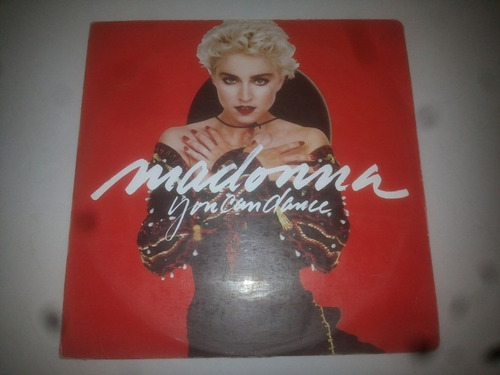 lp vinilo acetato discos vinyl madonna you can dance