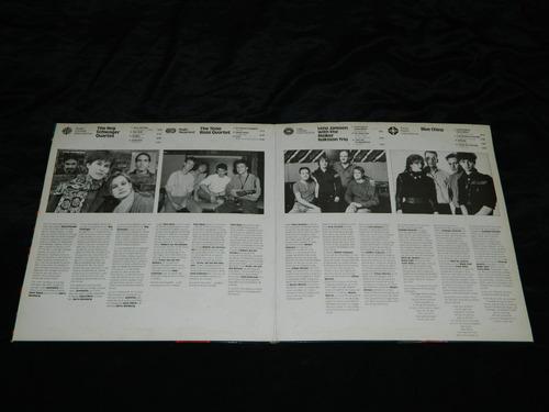 lp vinilo acetato jazz pop varios artistas