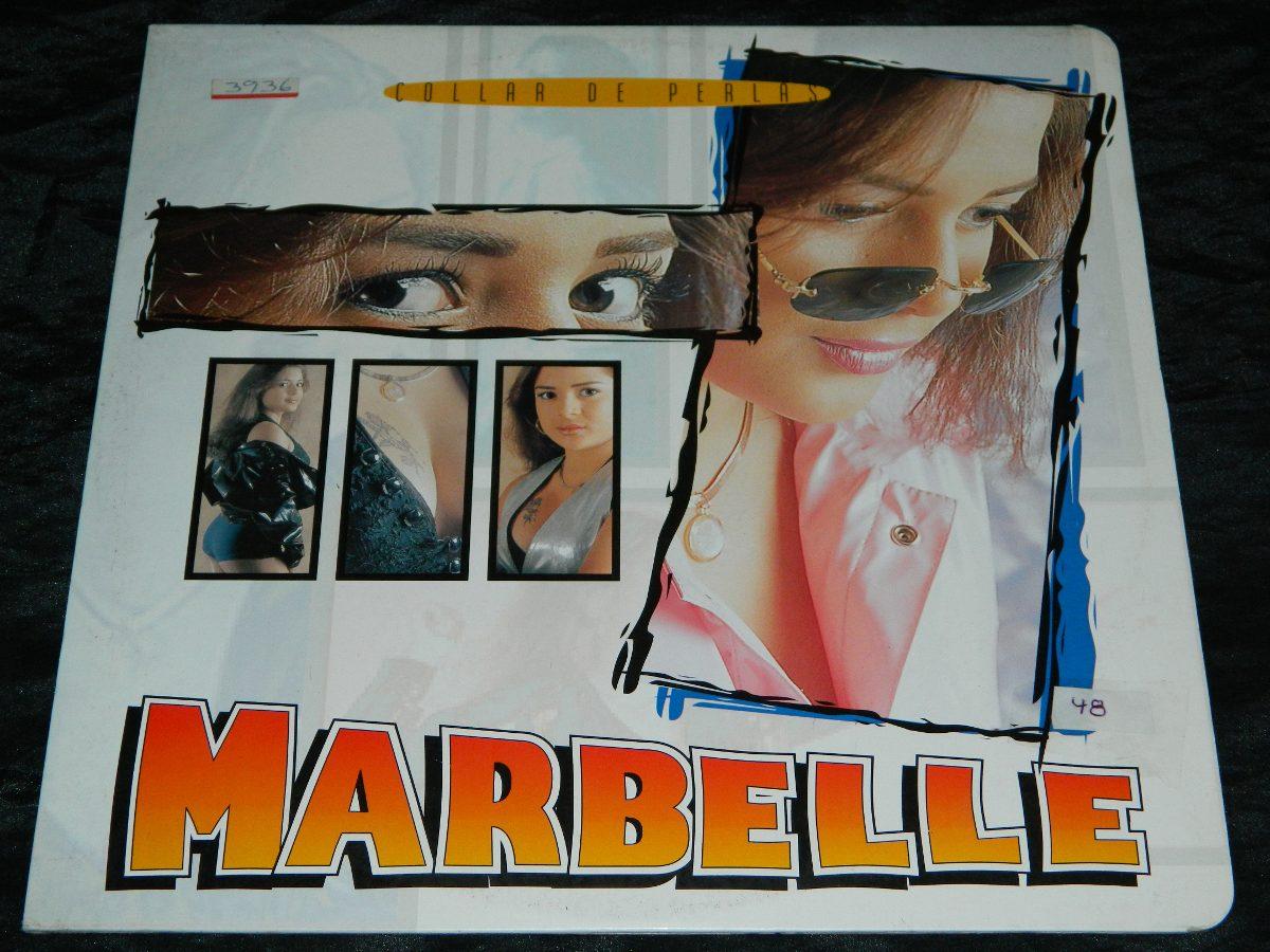 7214b3ab70c9 Lp Vinilo Acetato Marbelle Collar De Perlas -   24.900 en Mercado Libre