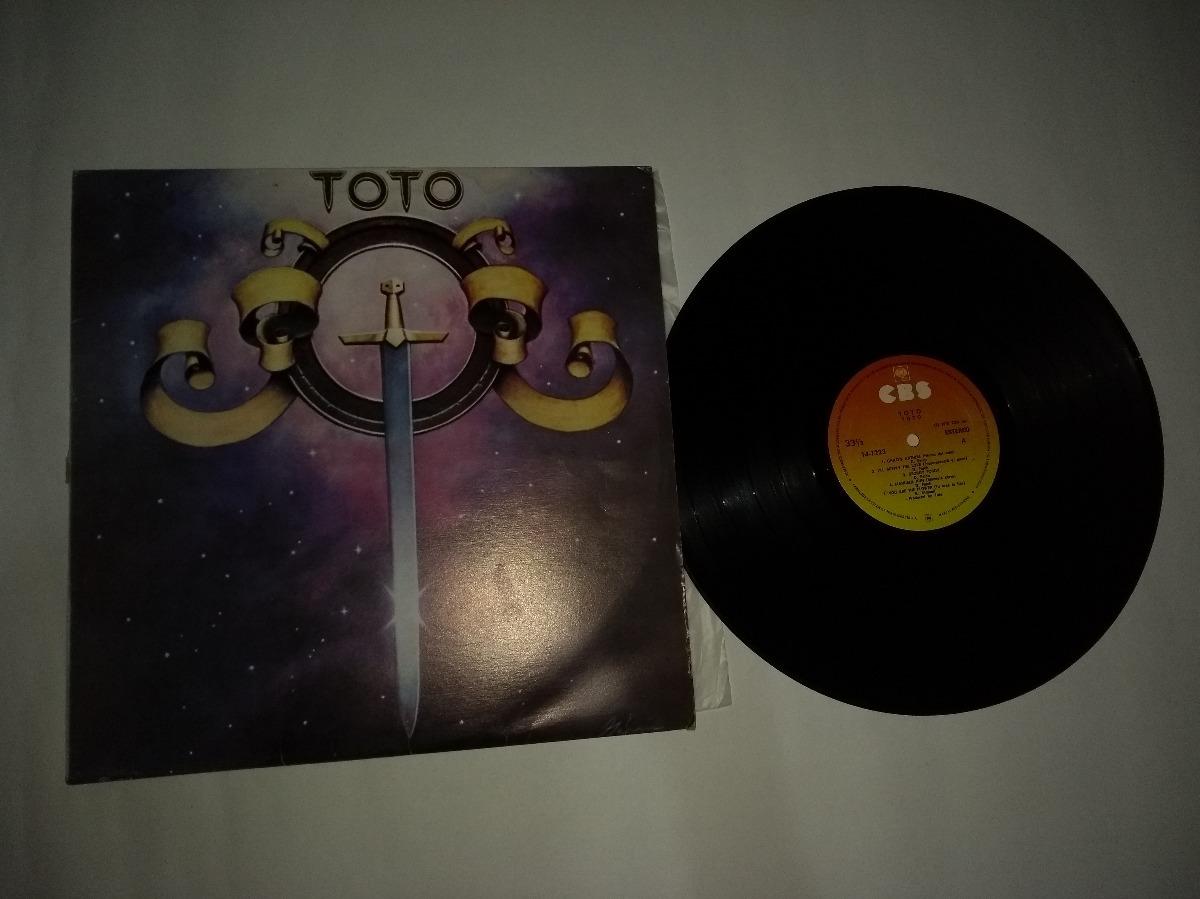 Lp Vinilo Acetato Toto Toto ( 1978 ) Hot The Line Toto - $ 50.000 en ...