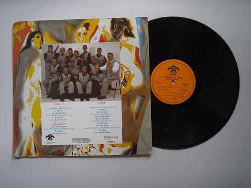 lp vinilo alex d castro el tenor de la salsa  colombia 1996