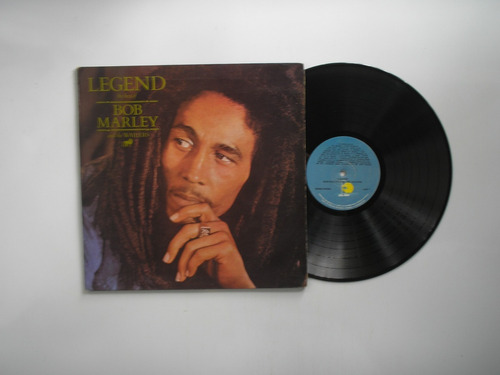 lp vinilo bob marley & the wailers legend prin colombia 1984