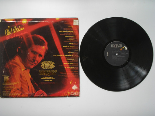 lp vinilo chet atkins me and my guitar printed usa 1977