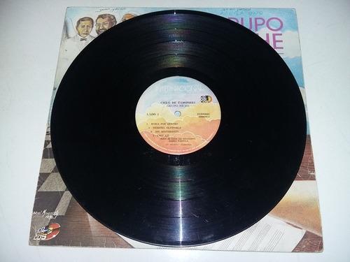 lp vinilo disco acetato grupo niche cielo de tambores salsa