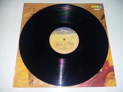 lp vinilo disco acetato los hembajadores vallenatos cumbia