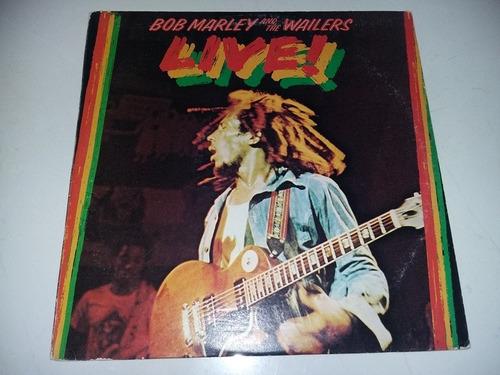 lp vinilo disco acetato vinyl bob marley live
