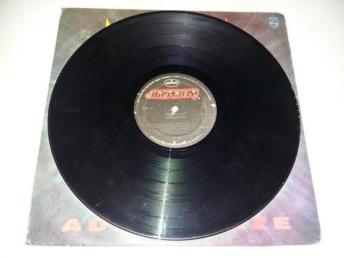 lp vinilo disco acetato vinyl def leppard adrenalize