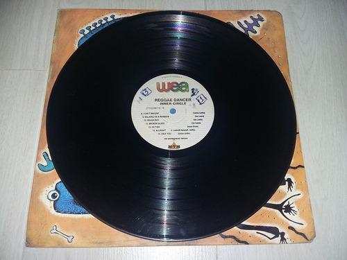 lp vinilo disco acetato vinyl inner circle reggae dancer