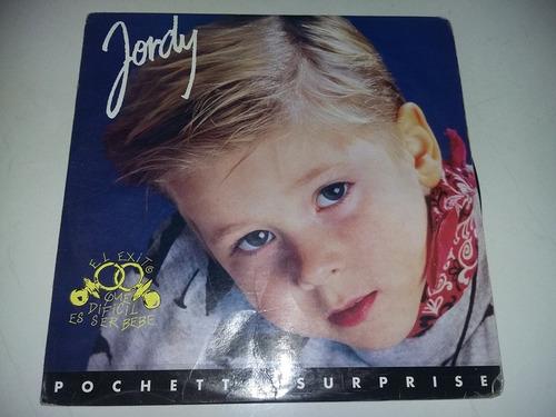 lp vinilo disco acetato vinyl jordy