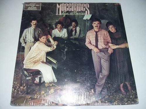 lp vinilo disco acetato vinyl mocedades la musica