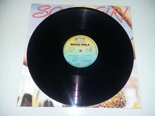 lp vinilo disco acetato vinyl soca girl byron lee