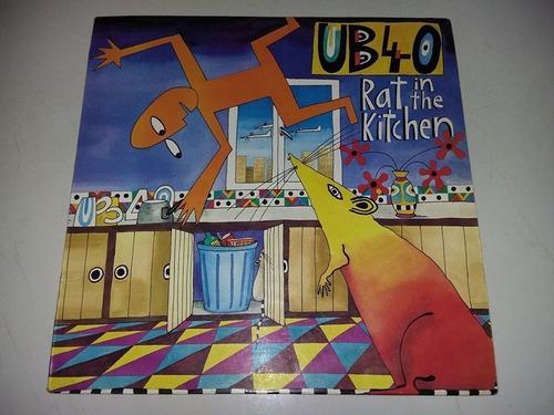 lp vinilo disco acetato vinyl ub40 rat in the kitchen