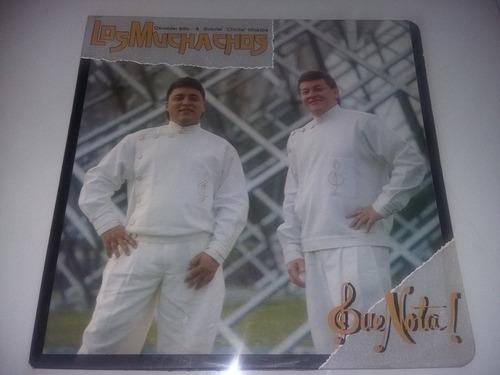 lp vinilo disco los muchachos que nota vallenato cumbia