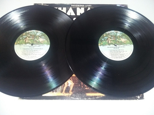 lp vinilo disco sha na na the golden age of rock and roll