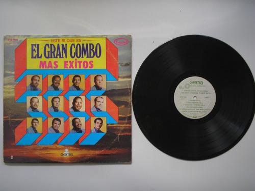lp vinilo el gran combo mas éxitos 1975