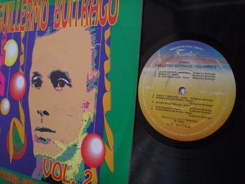 lp vinilo guillermo buitragoy sus muchachos volumen 2 1991