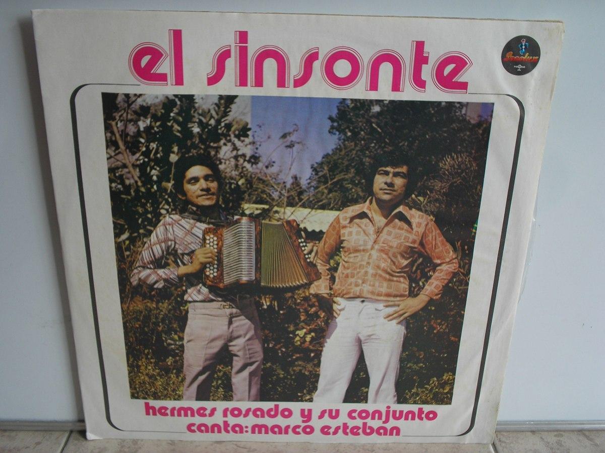 Lp Vinilo Hermes Rosado Marco Esteban El Sinsonte 1979 - $ 50.000 en ...