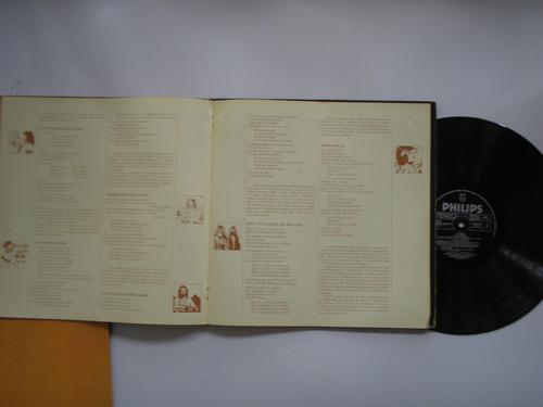 lp vinilo jeane manson demis roussos la biblie francia 1977