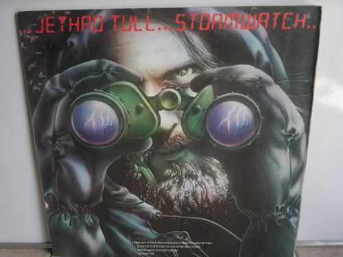 lp vinilo jethro tull storm watch