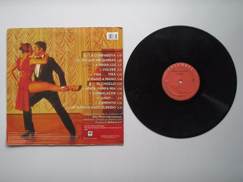lp vinilo julio iglesias tango printed colombia 1996