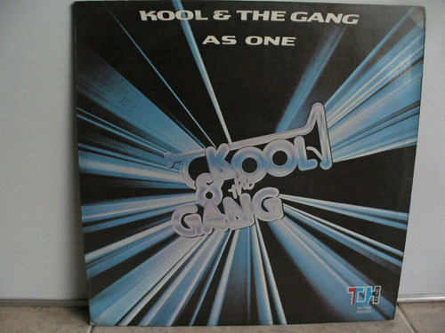 lp vinilo kool & the gang as one