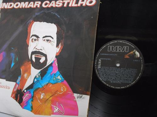 lp vinilo lindomar castillo amor solamente amor 1983