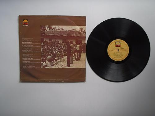 lp vinilo los carrangueros de raquira viva quien toca 1981
