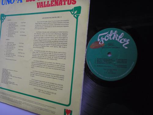 lp vinilo los chiches vallenatos uno a 1990