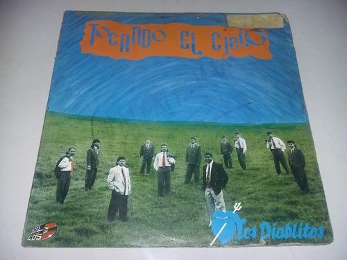 lp vinilo los diablitos tocando el cielo vallenato cumbia
