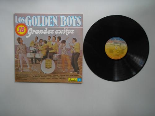 lp vinilo los golden boys 18 grandes exitos 1988
