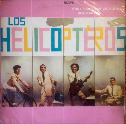 lp vinilo los helicópteros 1984