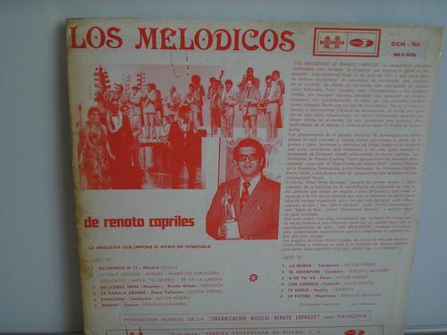 lp vinilo los melodicos recuerdos 17 la murga y nuevosexitos
