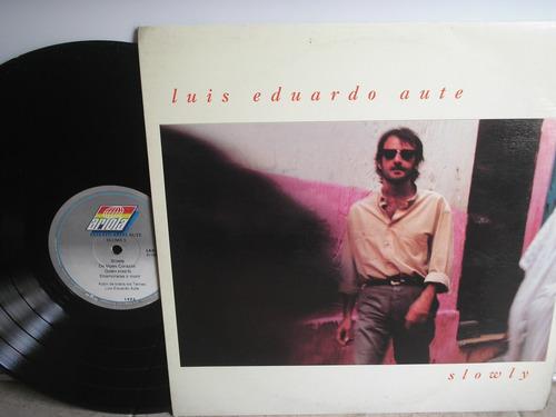 lp vinilo luis eduardo aute slowly 1993