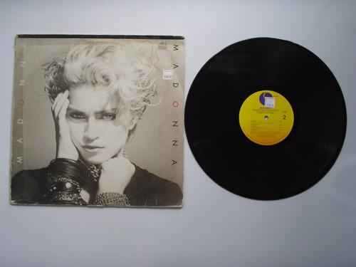 lp vinilo madonna madonna  printed usa 1983