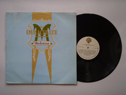 lp vinilo madonna the inmaculate 2lps edicion colombia 1991