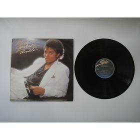 Lp Vinilo Michael Jackson Thriller Edicion Colombia  1982