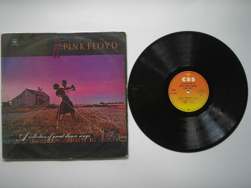 lp vinilo pink floyd a collecctions of great dance song