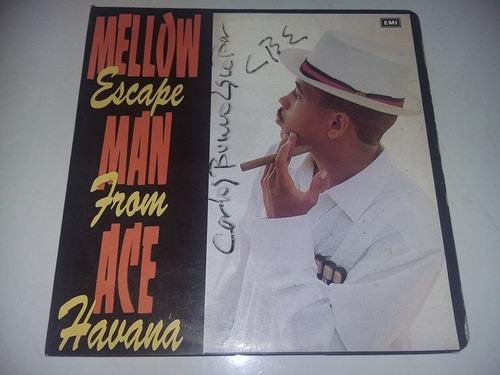 lp vinilo rap hip hop mellow man ace escape from havana