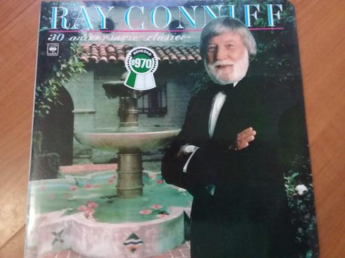 lp vinilo ray conniff 30 aniversario clásico