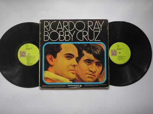 lp vinilo ricardo ray bobby cruz 2lps printed usa 1972