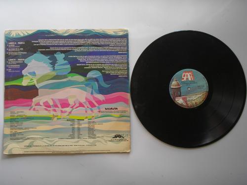 lp vinilo roberto torres y su charanga vallenata vol.3 1982