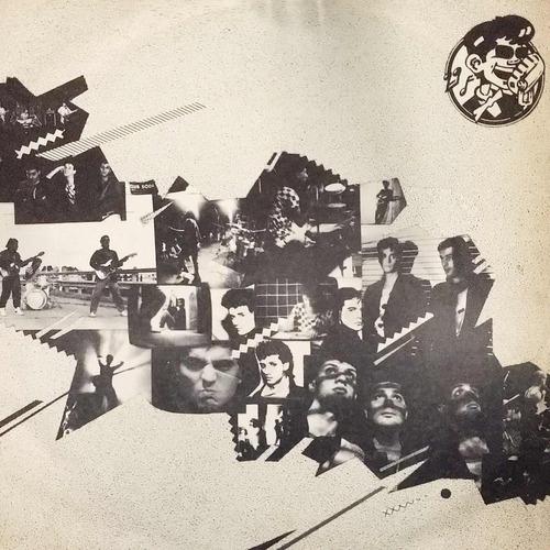 lp vinilo soda stereo - 1984