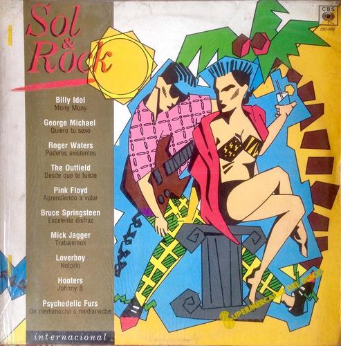 lp vinilo sol y rock. compilado internacional 1986/7