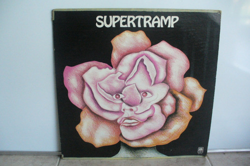 lp vinilo supertramp printed usa 1972