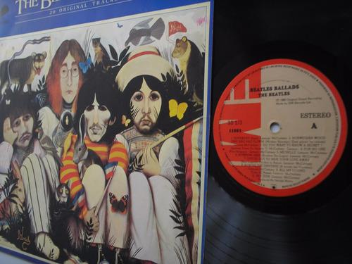 lp vinilo the beatles ballads 20 original tracks 1980
