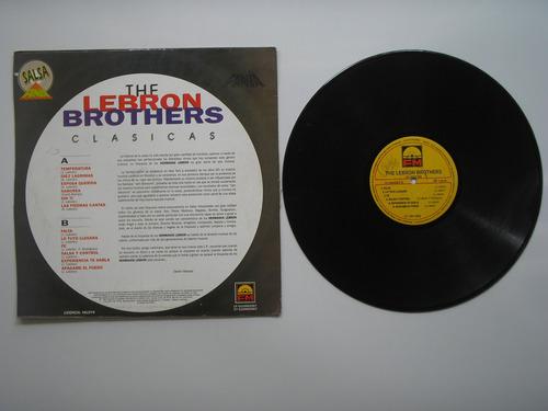 lp vinilo the lebron brothers clasicas
