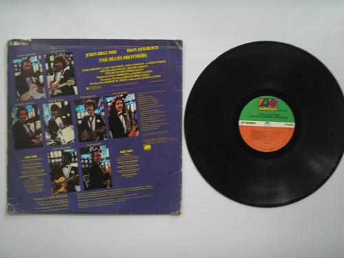 lp vinilothe blues brothersorigina soudntrack print usa1980